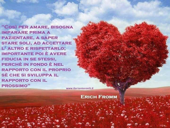 #Amare se stessi, per amare l' altro..