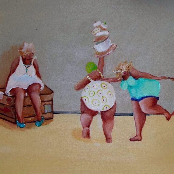 #art #arte #Gallery #pinturas #pinturasaloleo - cristinatrovato_arte