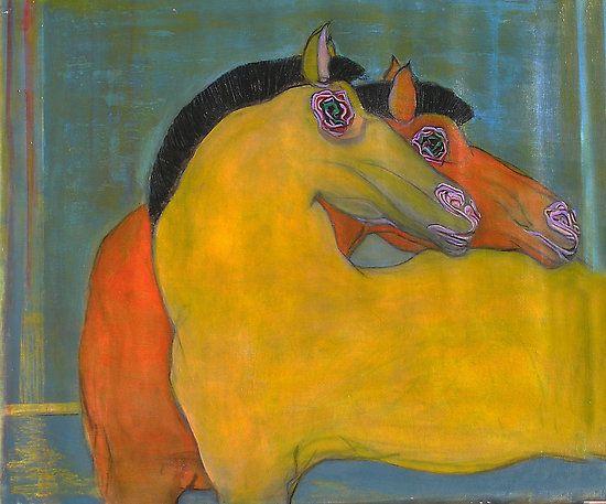 Karen GingellArt Work, Karen O'Neil, Art Th Sequel, Art Studios, Donkeys Art, Karen Gingel, Hors Art, Artth Sequel, Art Art