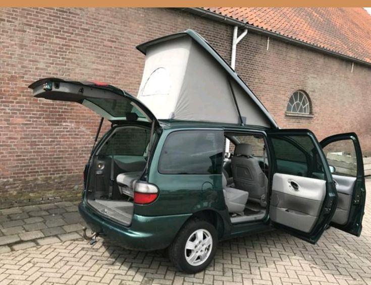 7 Best Sharan Images On Pinterest Vw Sharan Camper