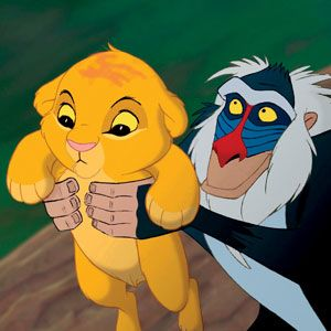 Ten Things You Probably Didn't Know About The Lion King
