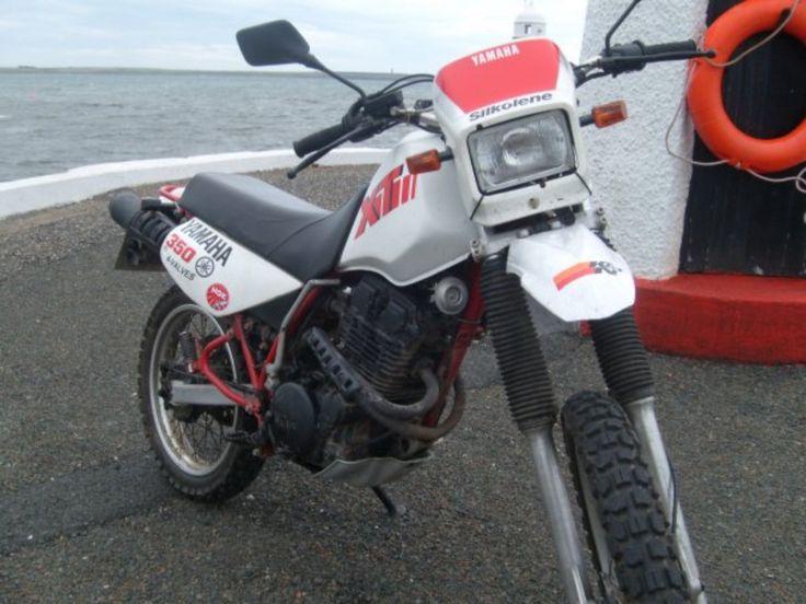 1988 Yamaha XT 350