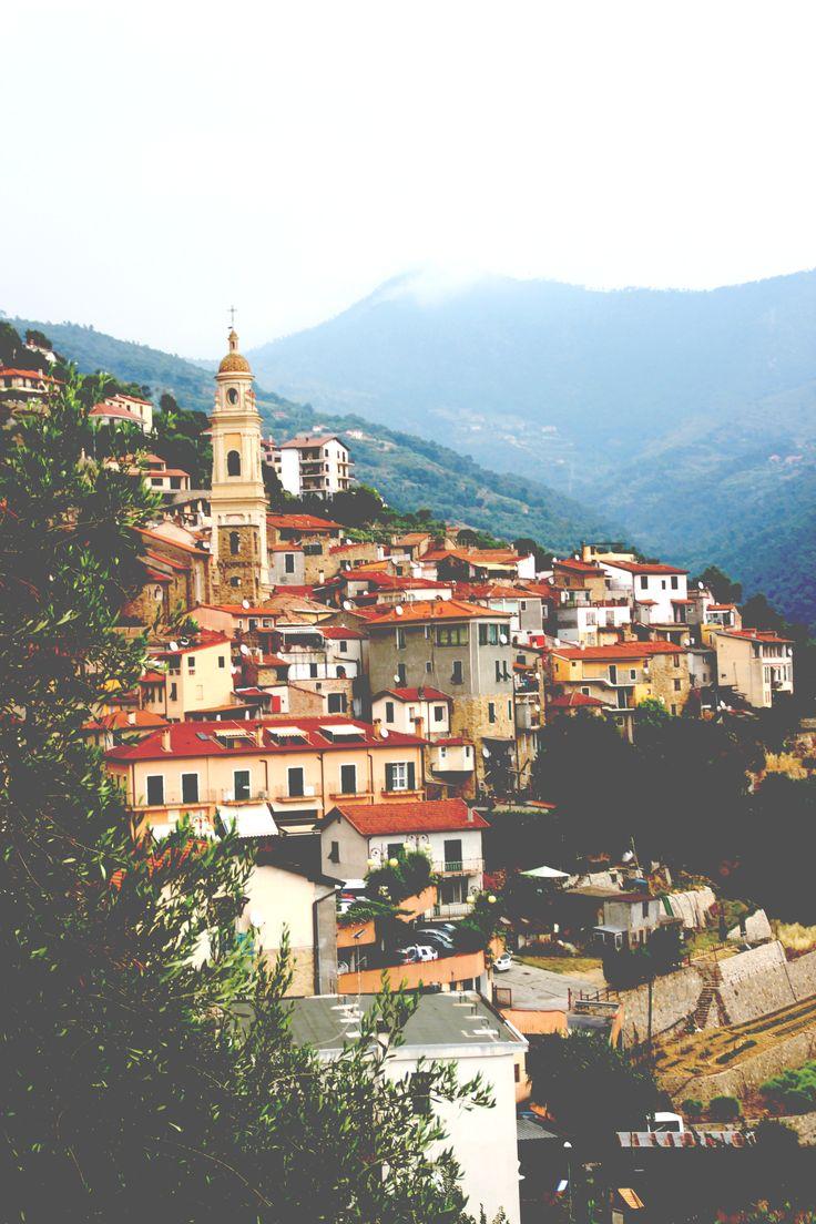 Vallebona, Liguria, Italy. (Photo: Sanne Lier)