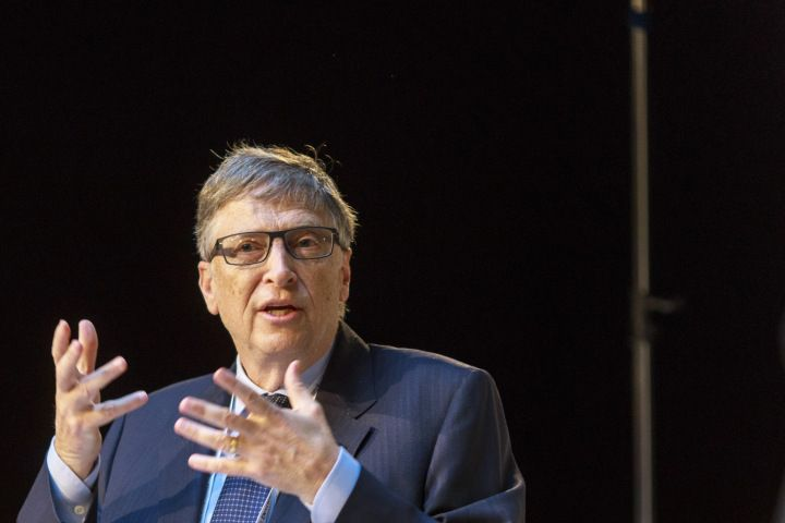 Bill Gates: Cuts to Foreign Aid Make America Less Safe   Time.com