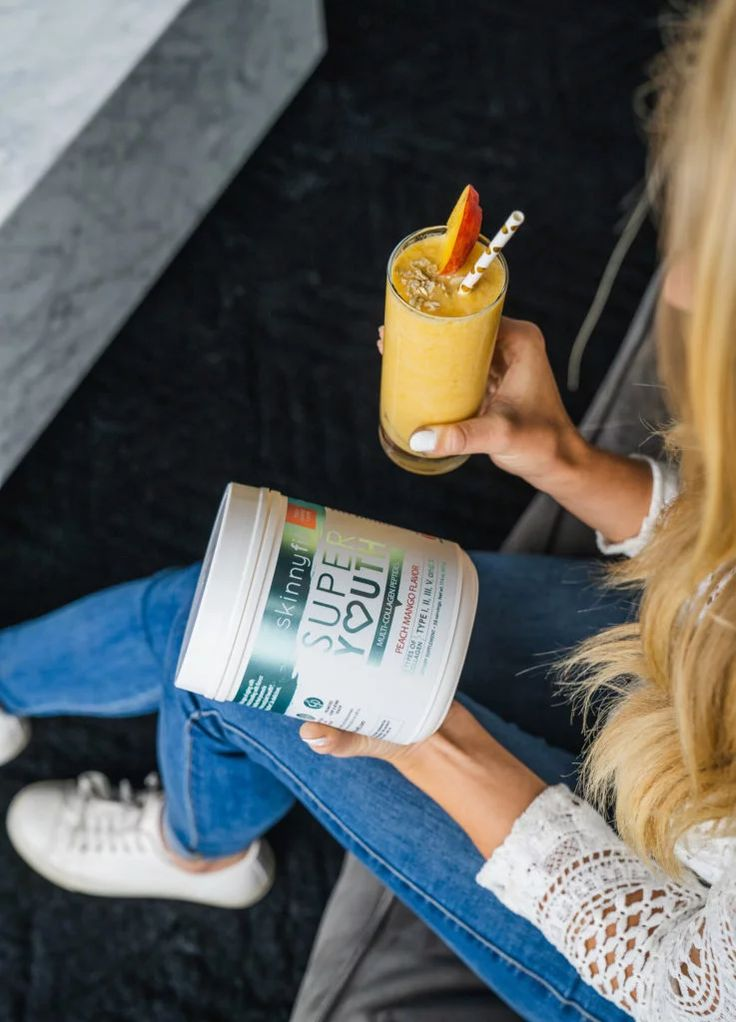 5 amazing benefits of our new super youth peach mango
