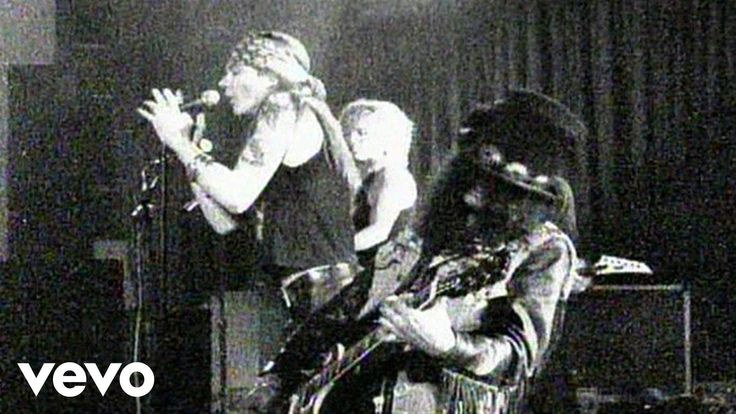 Music video by Guns N' Roses performing Sweet Child O' Mine. YouTube view counts pre-VEVO: 2,418,311. (C) 1987 Guns N' Roses under exclusive license to Geffe...