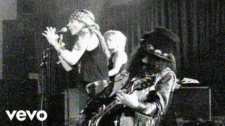 Guns N' Roses - Sweet Child O' Mine #GunsNRoses Music video by Guns N' Roses…