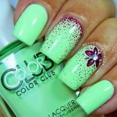 20 colorful nail art designs #slimmingbodyshapers   How to accessorize your look Go to slimmingbodyshapers.com  for plus size shapewear and bras
