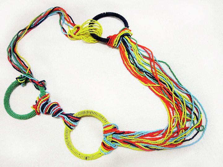 Collar 3 Aros Con Tirantes — EmberArt http://emberart.tiendanube.com/