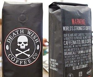 World Strongest Coffee, according to the manufacturer it is 200% stronger than any other coffee, anyone has ever tried it?