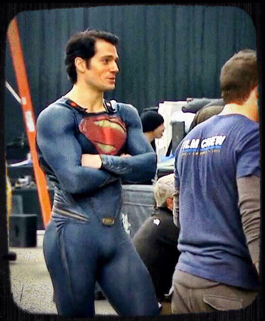 Henry Cavill / Man of Steel Behind the Scenes