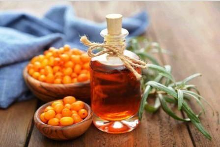 Полное описание лечебных свойств облепихового масла. Польза и вред. Как принимать. Как применять облепиховое масло в гинекологии. Закапывать в нос детям