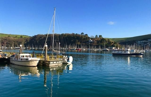 Happy Boxing Day! Enjoy this lovely photo of a sunny, blue sky December morning captured in Dartmouth recently.