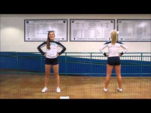 2015 DRHS Football Cheers - YouTube