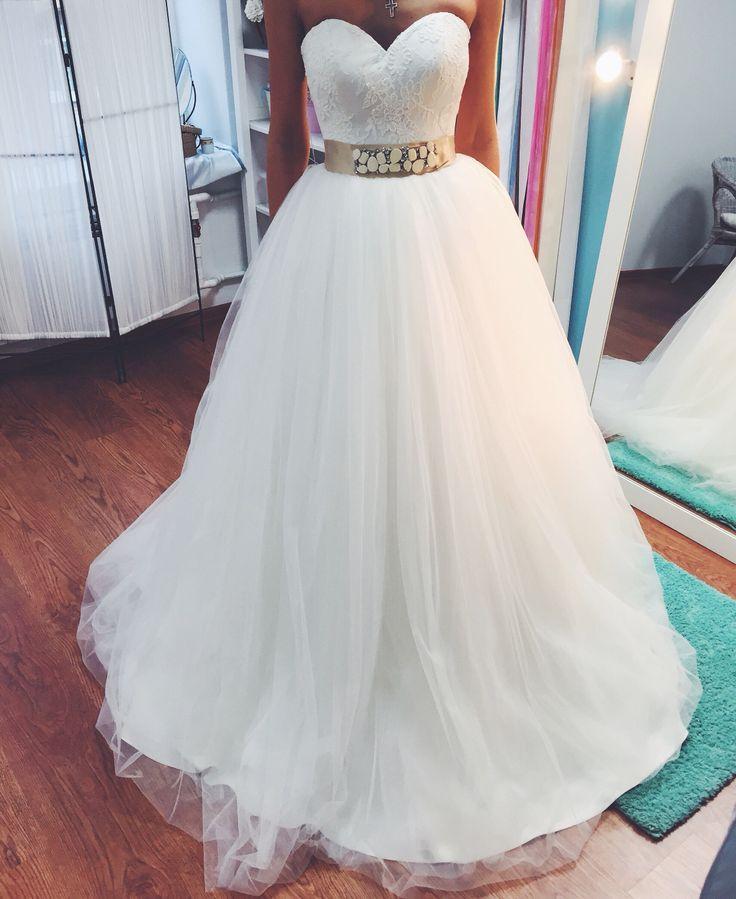 Wedding dress Пышное свадебное платье