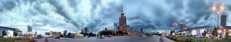 https://flic.kr/p/H7Ud5N | Warszawa - Centrum 360