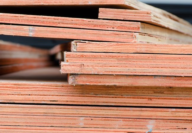Learn everything you need to know about plywood. #home #construction