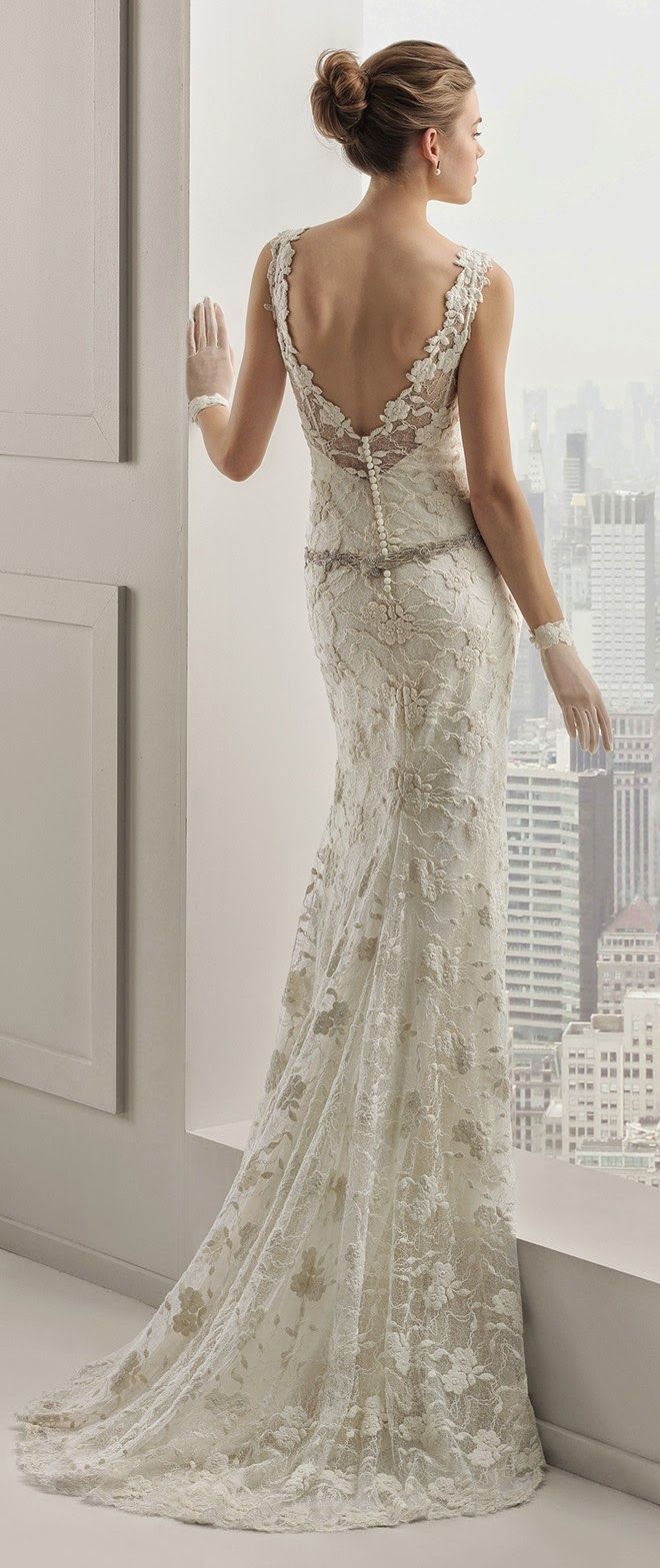 If you are a frequent here at Belle The Magazine – and I hope you are! – you know Thursdays are fashion days. Last Tuesday I brought you a glimpse of the newest collection by Spanish bridal fashion powerhouse, Rosa Clara, and today I'm sharing with you Part 2 of their latest amazing dresses. From read more...