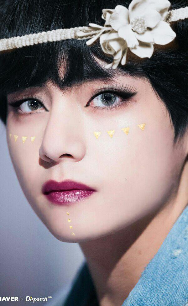 يوميات دادي بيبي بوي Nose Ring V Taehyung Taehyung
