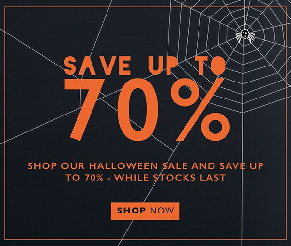 Party Pieces: Fangtastic savings! Save up to 70% | Milled