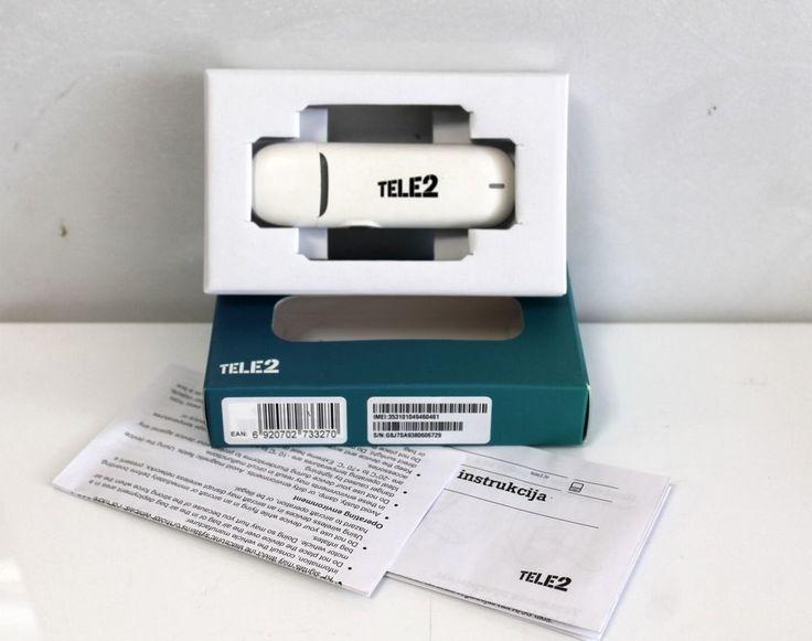 Modem 3G Huawei E3131 HSPA USB Router TELE2  #Huawei