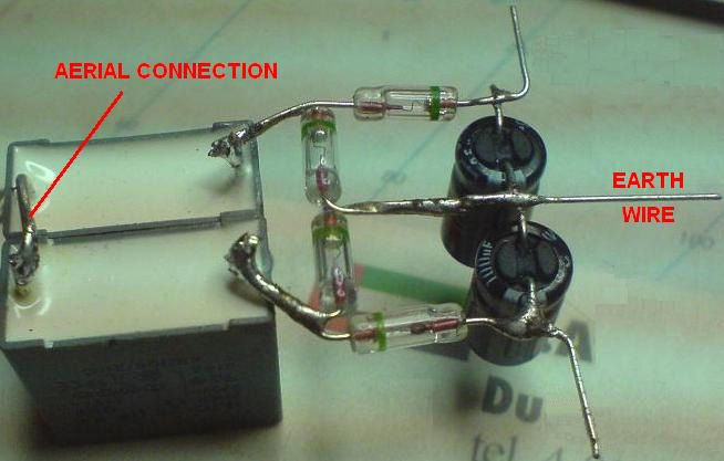Free-Energy Devices - Power gathering from aerials