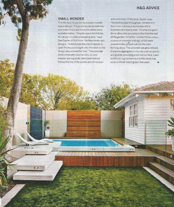 136 best Dream pool images on Pinterest Swimming pools, Ponds and - reihenhausgarten und pool
