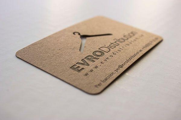 Business card on Behance