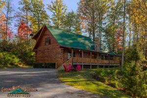 NC Cabin Rentals in Bryson City, Cherokee and Nantahala areas of the Smoky Mountains by Carolina Mountain Vacations