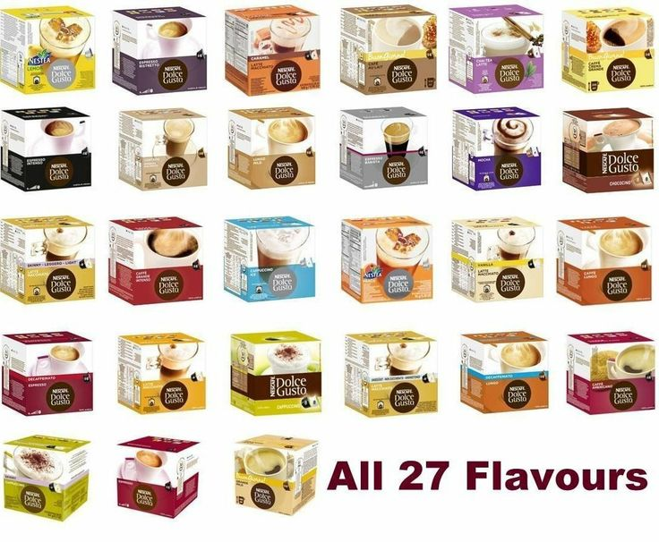 Competition: Win Nescafe Dolce Gusto Pods | Easy Gizmo