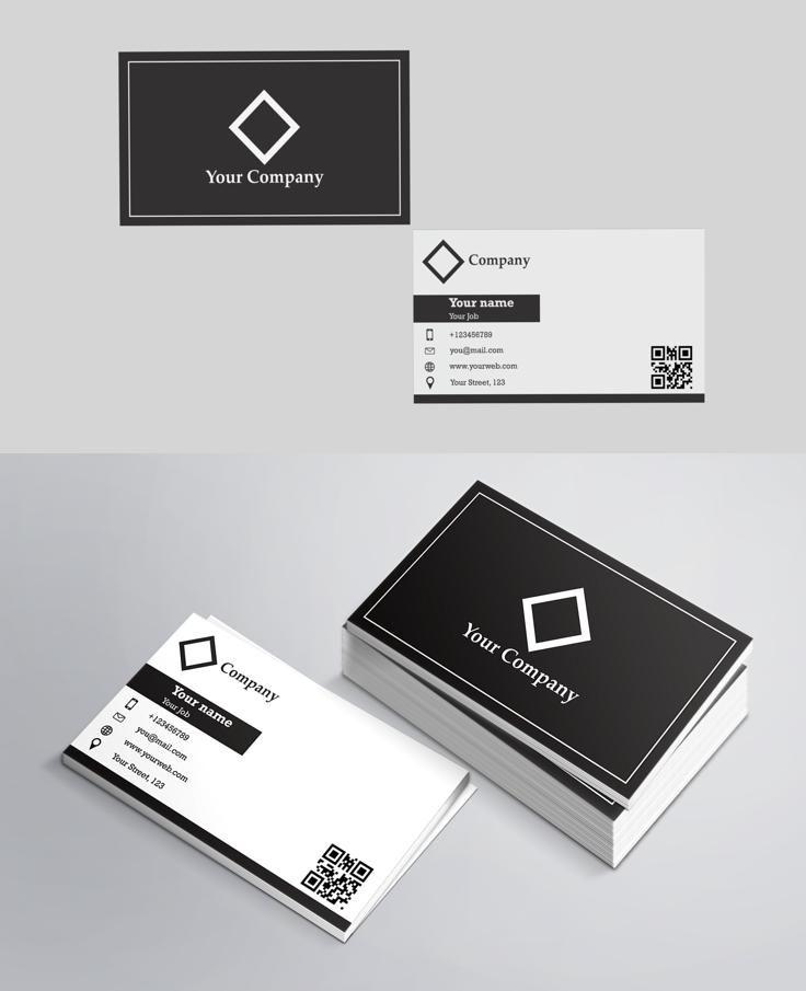 52 best Clean / Elegant Business Cards images on Pinterest   Elegant ...