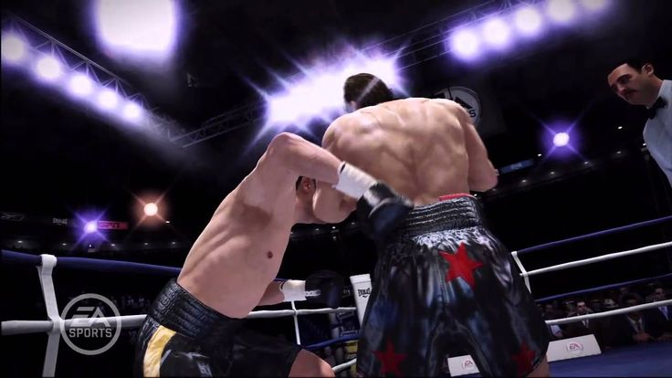 The producers of the boxing video-game, 'Fight Night Champion' aim to make the player feel like they are in an actual fight, one black eye at a time.