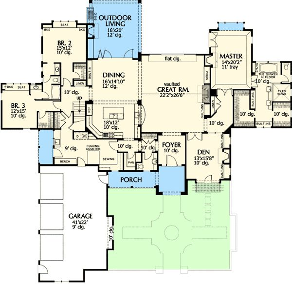 626 best images about floor plans on pinterest european for Luxury french country house plans