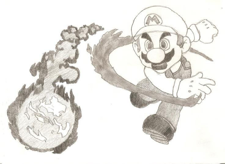 It's-a me! Mario!