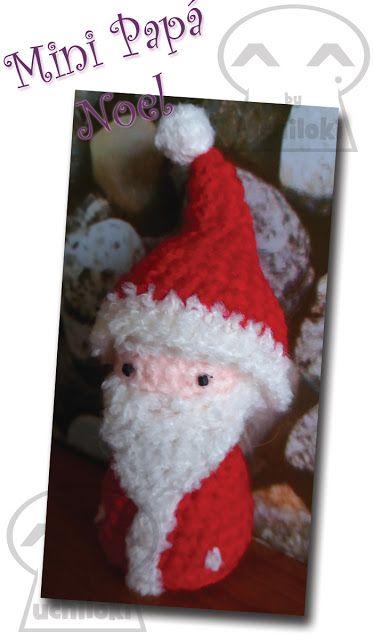 By Uchiloki: Mini Santa Claus