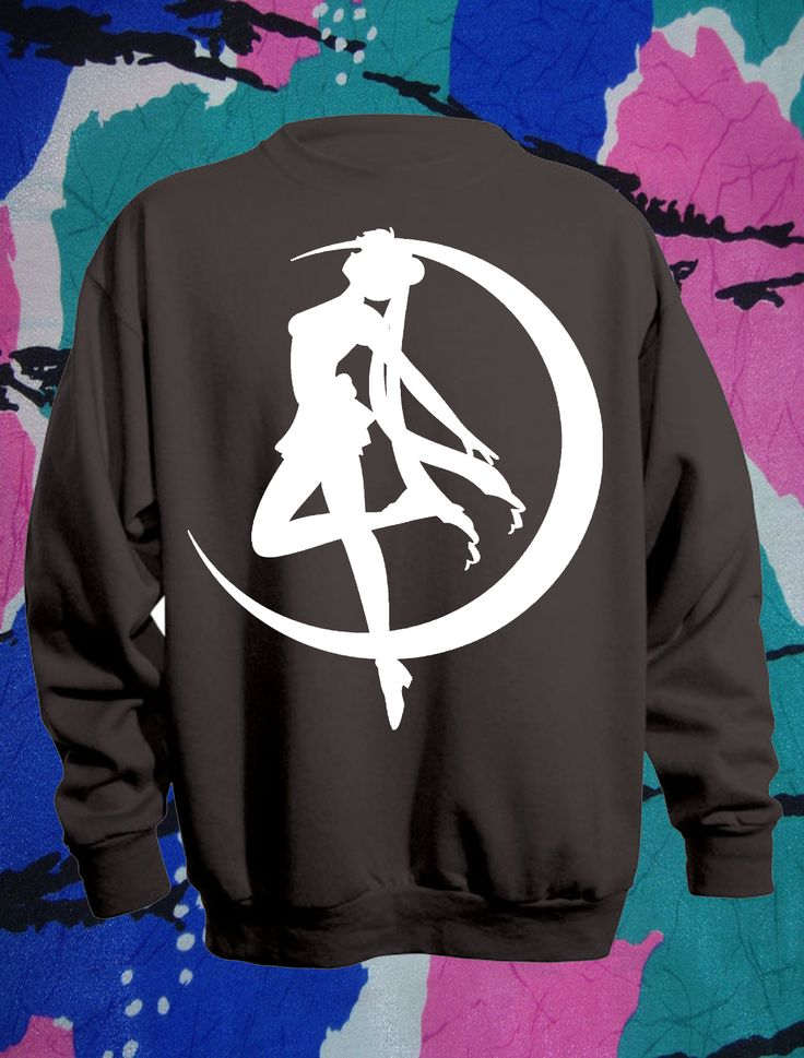 Sailor Moon sweatshirt in sale.