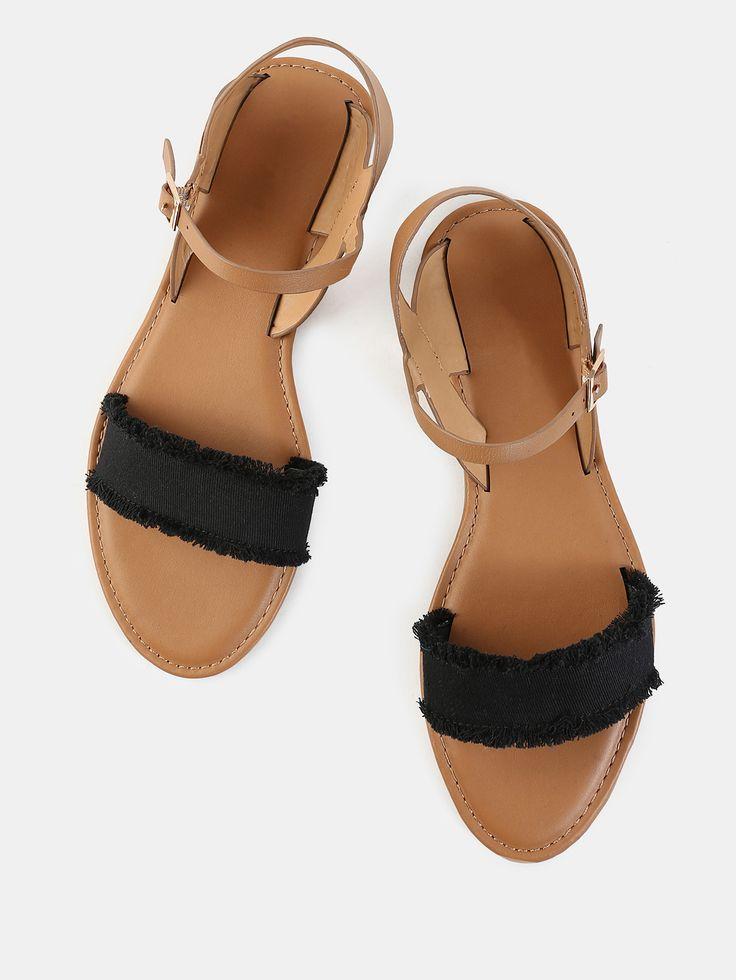 Best 10+ Black sandals ideas on Pinterest