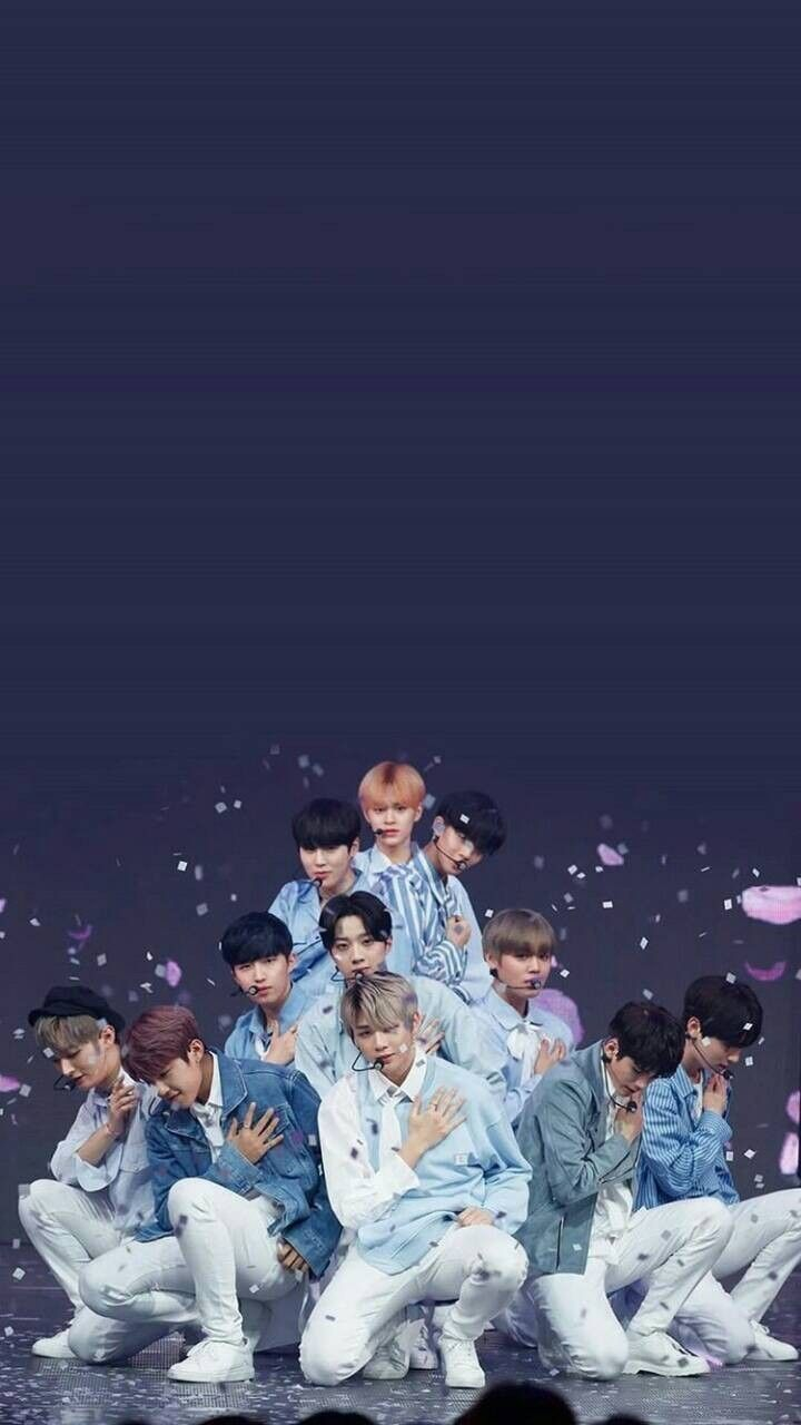 Wanna One Artis