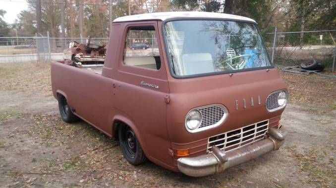 1963 Three Window 8 Cylinder In Florence Sc Pickups For Sale