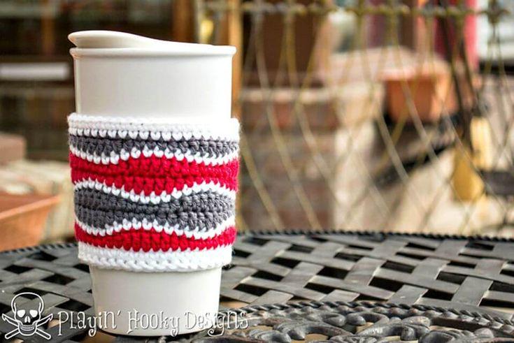 Mejores 85 imágenes de crochet cozy en Pinterest | Taza de ganchillo ...