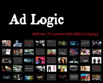 Ad Logic: Analyzing TV Commercials - Prezi Lesson Plan is a fun, engaging activity for getting students to think about persuasive techniques and to...