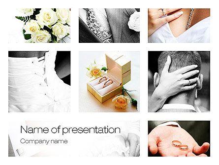 wedding powerpoint template. best 25+ wedding templates ideas on, Powerpoint templates