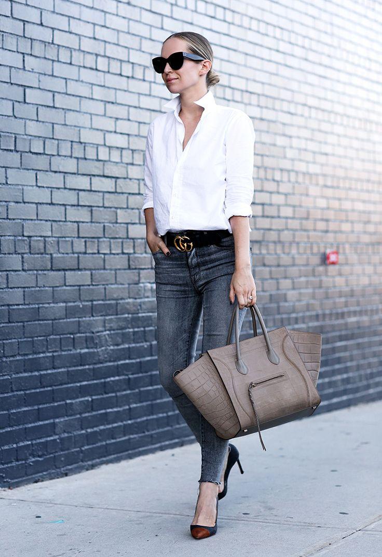 Dieses und weitere Luxusprodukte finden Sie auf der Webseite von Lusea.de White Button Down