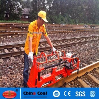chinacoal03 NGM-4.8 Steel Rail Vertical Surface Grinding Machine Rail Track Steel Grinder Machine Application: This machine is a special and necessary equipment for grinding rail welded joints and rail profile with the characteristic of automatic feeding, control of grinding volume, grinding the rail side without inclining the machine, high work efficiency, easy operation, safty and reliability.