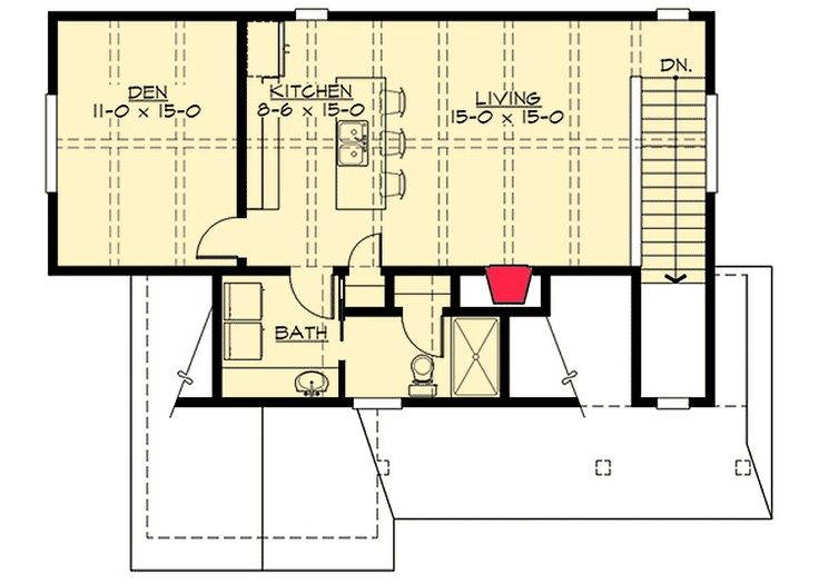 17 best ideas about craftsman cottage on pinterest for Craftsman carriage house plans