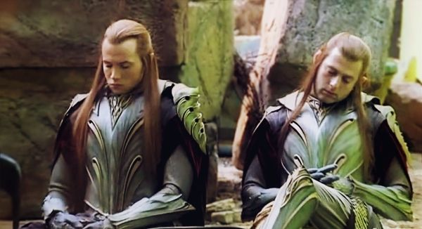 sleepy silvan elves