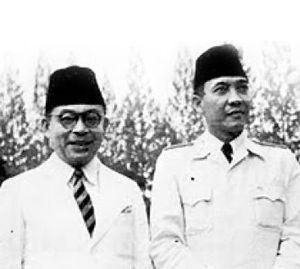 Soekarno dan Hatta baru sekarang mendapat gelar pahlawan
