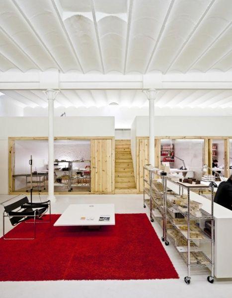 Oficinas Espectaculares – Rehabilitación de un Espacio Industrial