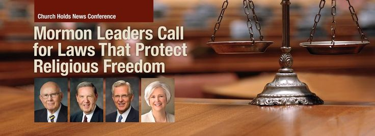 A call for balanced, civil discussion - #fairness4all - Mormon Leaders Call for Laws that Provide Protections for LGBT Individuals while Ensuring that Religious Freedom Is Not Compromised.