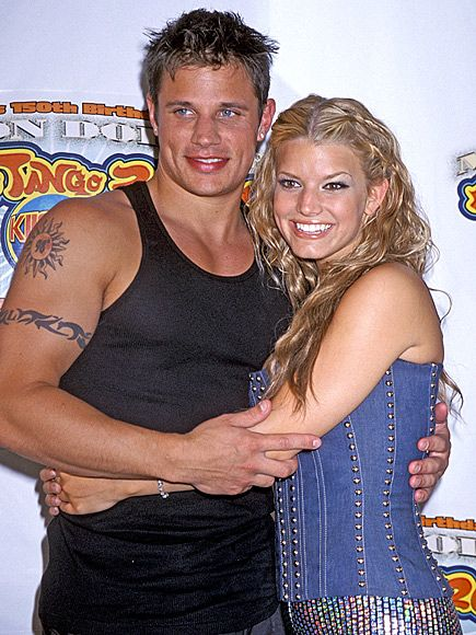 nick lachey and jessica simpson relationship with dad